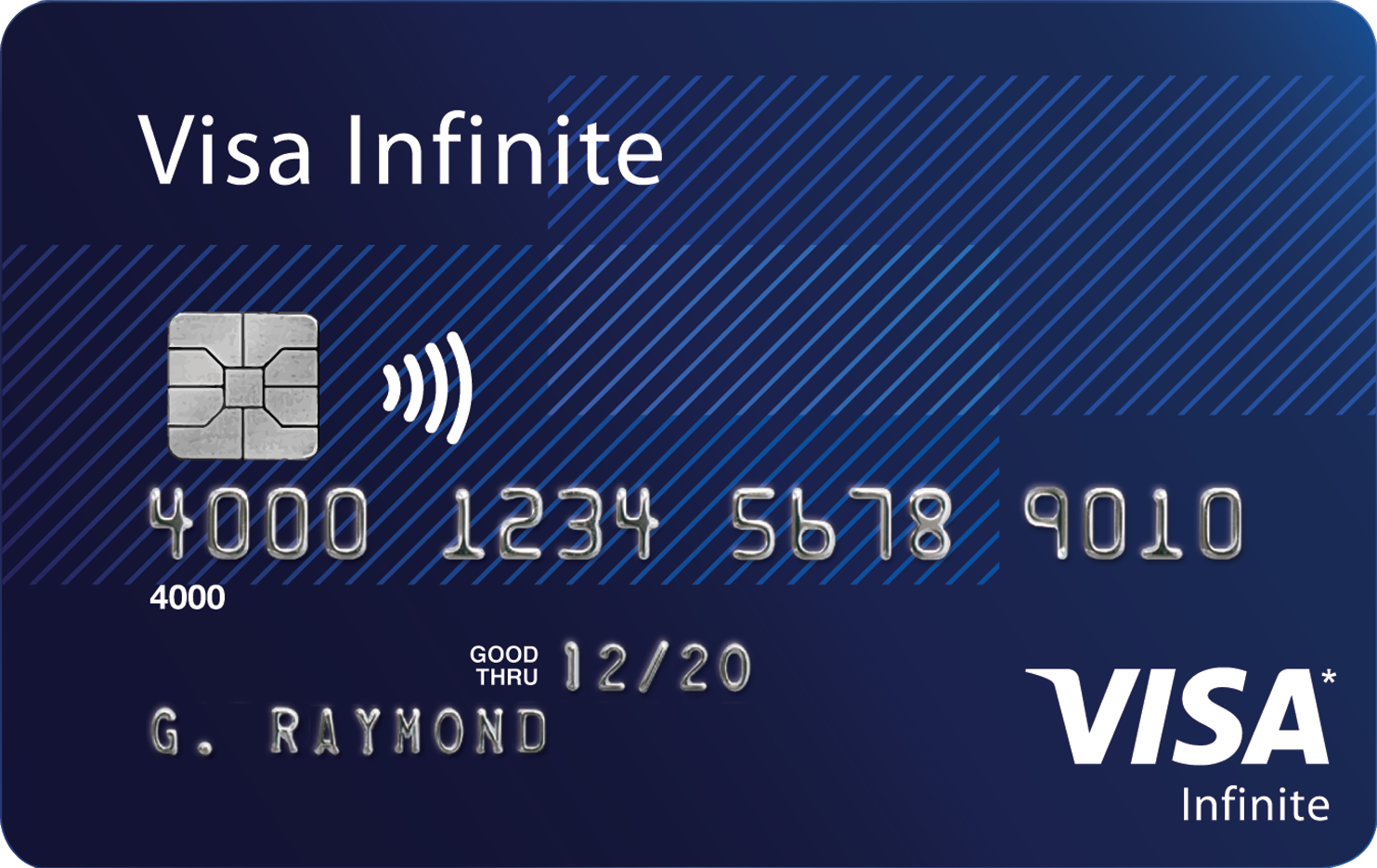 Rewards Visa Infinite Card (offered by your credit union)